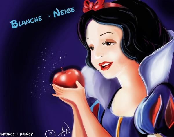 Snow White by x--m0n-art--x
